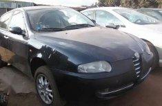 Clean Tokunbo Alfa Romeo hatch back diesel