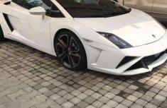 A wild 2014 Lamborghini coupe up for grab.
