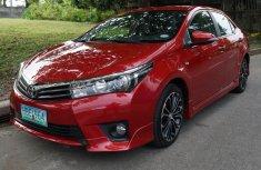 Toyota Corolla Altis 2.0 V Review
