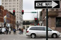 4 things to keep in mind when driving on one-way streets