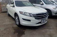 Honda Accord CrossTour 2012 White
