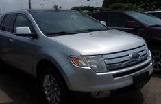 Ford Edge 2010 Silver for sale in Yobe