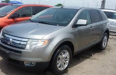 Ford Edge 2008 Grey for sale in Yobe