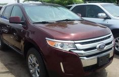 Ford Edge 2012 Wine for sale in Yobe