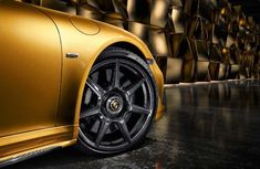 Porsche wheels made entirely of carbon fiber to come soon