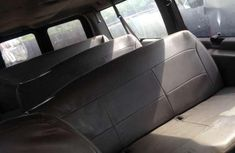 Tokunbo Ford E 350 Buss with Auto Gear and sound engine