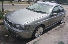 Ford Falcon 2005 in good condition for sale