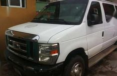Ford van with sound engine and ac working