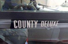 Neatly Used Hyundai County Delux (2015)