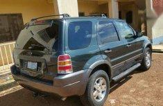 Ford Escape 2003 Green