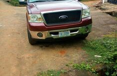 Very Neat Ford F150 2009 Red For Sell
