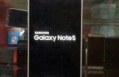 Samsung Galaxy Note 5 White 32GB