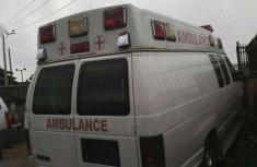 2008 Ford E 350 Ambulance.
