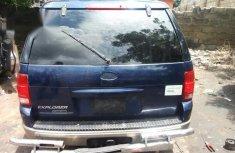 Ford Explorer 2004 Model For Sale