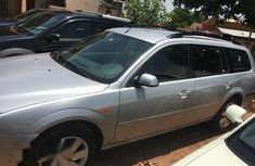 Ford Mondeo 2003 Silver