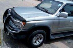 Clean Toyota 4 runner 1999 model for sale.