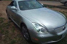 Extremely clean convertible Lexus SC 430 car in a very good condition