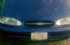 Clean Ford Galaxy 2002