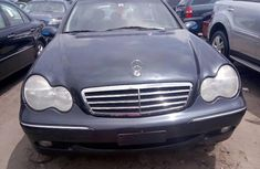 No issue Mercedes-Benz C200 2002 for sale