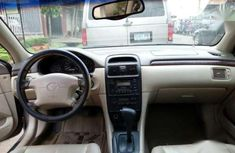 Toyota Solara 2002 Model Very Clean Perfectly Conditions Naija Used