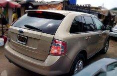 2008 ford edge full option roof d v d.