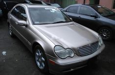 Almost brand new Mercedes-Benz C320 For Sale