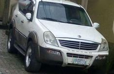 Clean SUV Ssangyong Rexton jeep