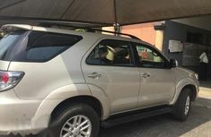 Well Kept Toyota Fortuner 2014 For Sale