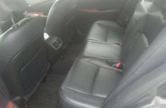 Tincan cleared tokunbo lexus is250 010 fuloptionl