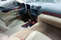 Lexus LS460, 2008