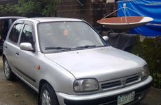 Well Maintained Micra 2000 Silver For Sale