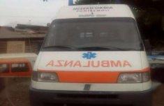 Super Neat Fiat Bus Ambulance 2002