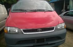 Toyota Hiace 1998 in good condition for sale