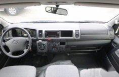 New Toyota HiAce 2017 White