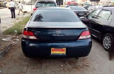 Clean Toks 2001 Toyota Solara SE V6 With Manual Gear Fabric Interior