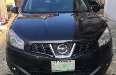 Nissan Qashqai 2013 Black