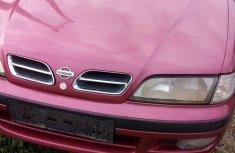 Nissan Primera 2006 Pink for sale