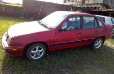 Daewoo Rezzo 1991 Red