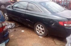 Clean Tokunbo Toyota Solara 2002 Model For Sale