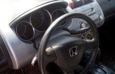 Clean Used Honda Fit 2005 Black