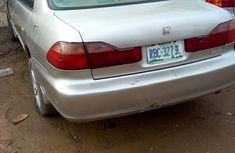 Honda CR 2000 Gray