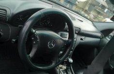 Mercedes-Benz C230 2003 Upgraded To 2007