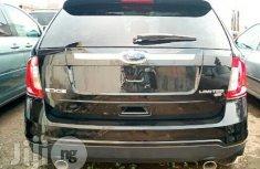 New Ford Edge 2012 Black