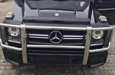 Softer Bought Brand New Benz G63 Model