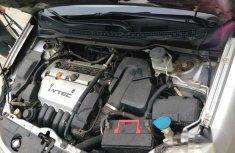 Honda Stream 2005 Gray
