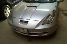 Good Used Toyota Celica 2002 For Sale