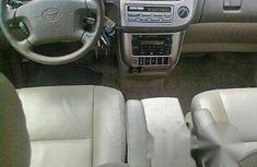 Toyota Sienna 1997 in good condition for sale