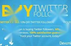 Instant 1000+ Real twitter followers