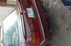 A neatly Nigerian used Honda halla for give away price