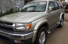 Tokunbo Toyota 4-Runner 2001 Silver For Sale